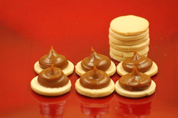 Alfajor Peruano | Alfajores Querubines | Peruvian Cookies