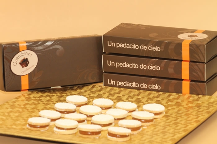 Querubines Alfajores Peruanos | Peruvian Cookies